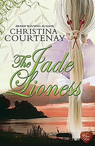 book cover of The Jade Lioness