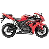 New Ray Toys Street Bike 1:12 Scale Motorcycle - CBR1000RR Red 2007 43147