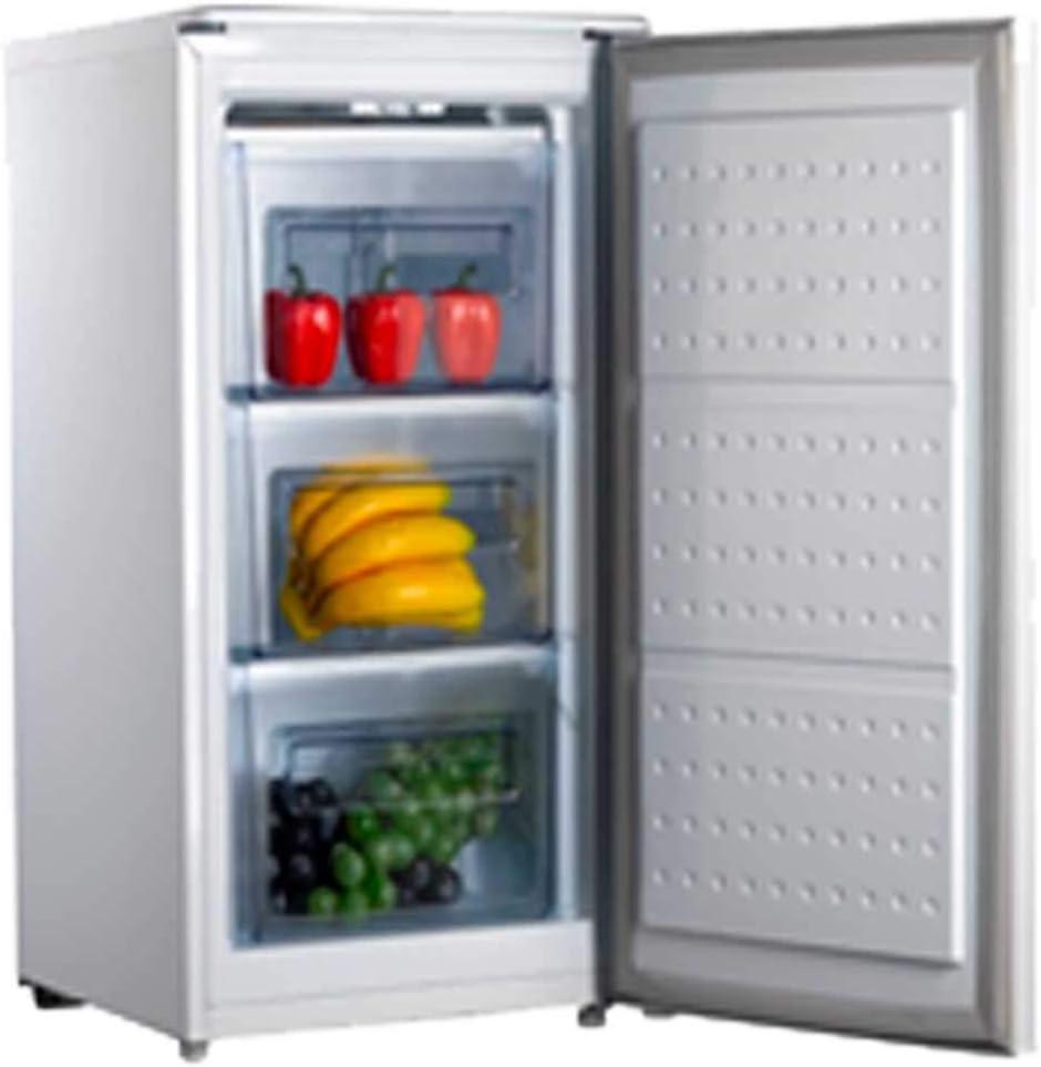 Alto: 83,3cm Color Blanco Congelador Vertical SERIE 1-71V Eficiencia energ/ética: A+ 3 Cajones Sauber