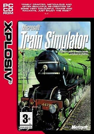 3452998554 Microsoft Train Simulator (PC CD): Train Simulator: Amazon.co.uk: PC &  Video Games