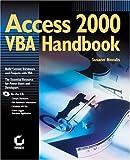 Access 2000 VBA Handbook, Susann Novalis, 0782123244