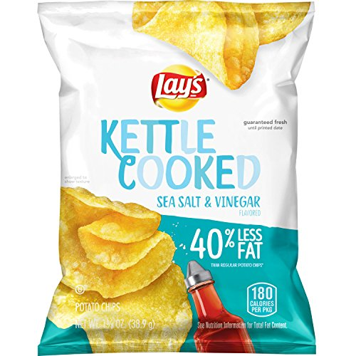 Check expert advices for lays vinegar and salt chips?