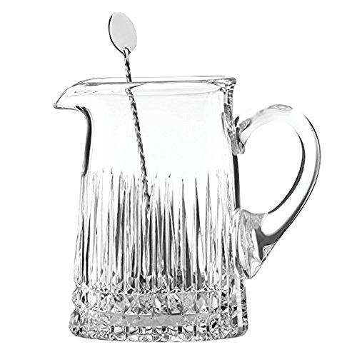 Reed & Barton, Thomas O'Brien New Vintage Benson mixing pitcher w stirrer - Barware Obrien Thomas