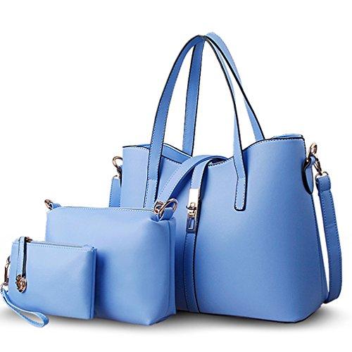 Asas Azul De Large Dorado Agua Para Bolso Mujer Fairysan 0nEPqxwRZn