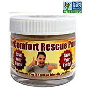 Dr. Arenander's Dental Care Formulas specializes in using the best of modern research and ancient ayurvedic medicine in our effective formulas. SuperComfort Rescue Powder helps stimulate gums health. This powder contains powerful detoxifying clays, h...