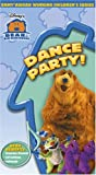 Dance Party (Bear in the Big Blue House) [VHS]