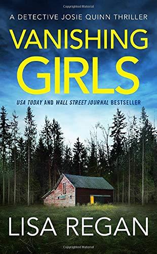 Book Cover: Vanishing Girls