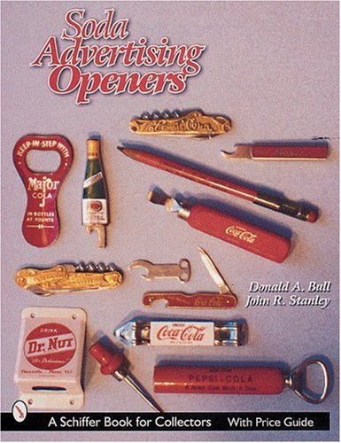 Used, Soda Advertising Openers (Schiffer Military History) for sale  Delivered anywhere in USA
