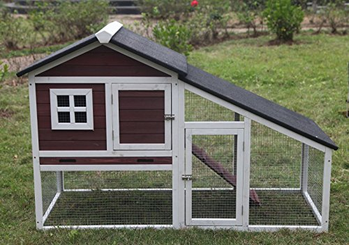 Ardinbir deluxe portable chicken poultry chicken coop plans for Portable coop