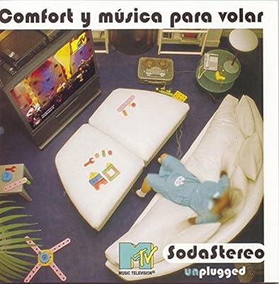 Soda Stereo - Comfort Y Musica Para Volar - Amazon.com Music