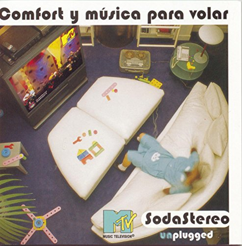 Comfort Y Musica Para Volar product image