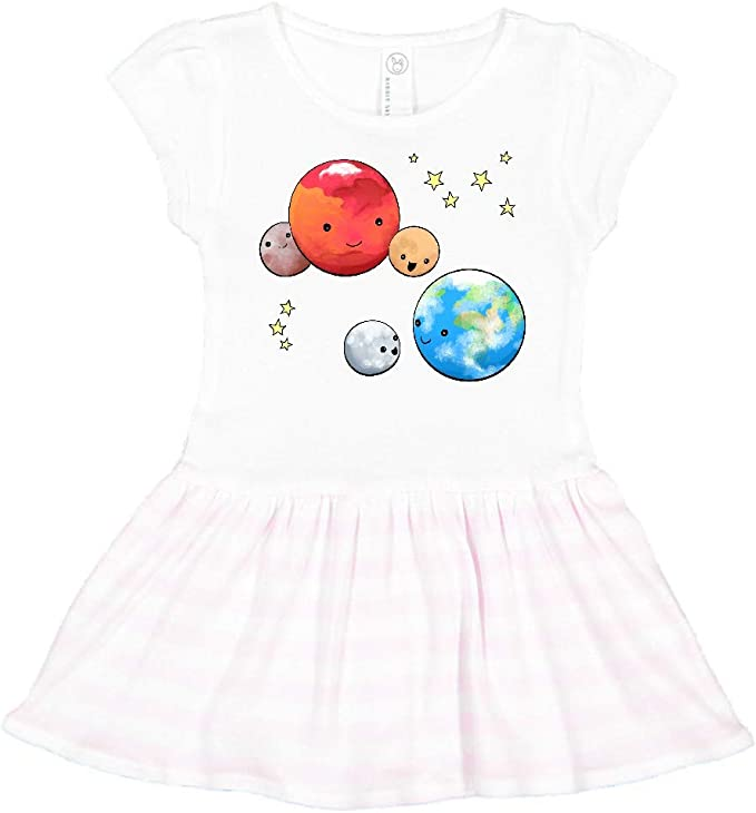 inktastic Future Astronomer Infant Tutu Bodysuit
