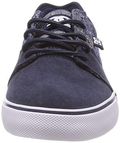 Se Nvw White Tonik Skateboard Dc Bleu Homme navy Shoes Chaussures De vaxEPq