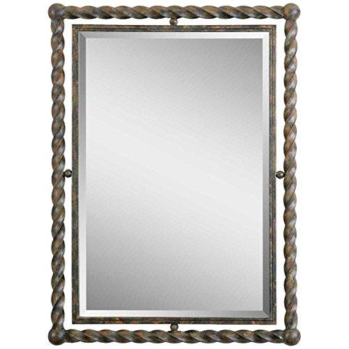 Uttermost Garrick Mirror 2 x 25.5 x 35 , Rust