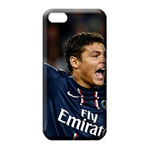 iphone 4 4s phone carrying covers Colorful covers High Quality the football player of psg thiago silva