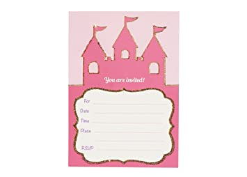 Once Upon A Time Invitation Card Set