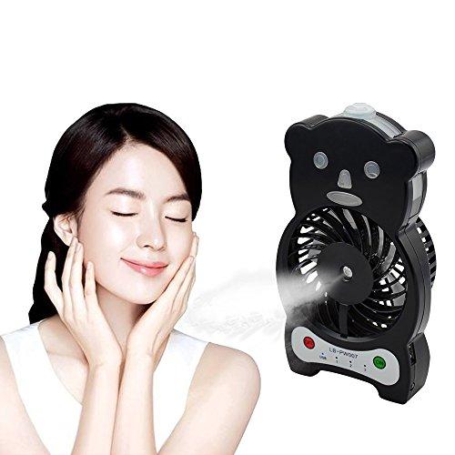 MASALING Handheld Portable Humidifier Dormitory