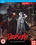 Berserk - The Golden Age Arc Movie Collection [Blu-ray]