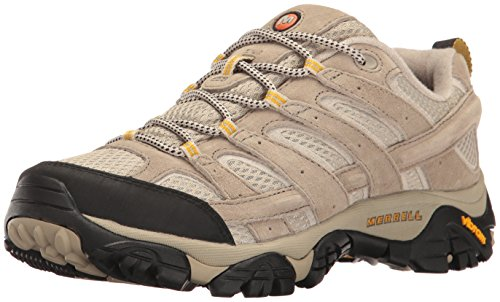 (Merrell Women's Moab 2 Vent Hiking Shoe, Taupe, 7.5 M)