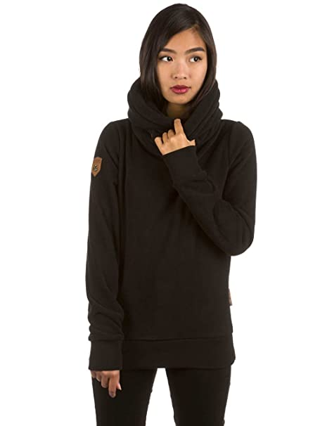naketano | Female Hoody 'The Dark Knight III' Damen Rabatt