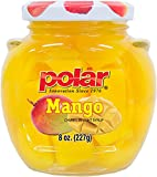 MW Polar Fruits in jar 8 oz. (Pack of 12) (Mango)