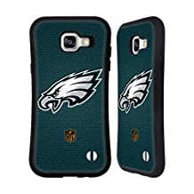 Official NFL Football Philadelphia Eagles Logo Hybrid Case for Samsung Galaxy S6 edge+ / Plus