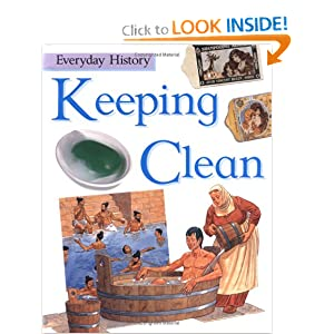 Keeping Clean (Everyday History) Alex Stewart