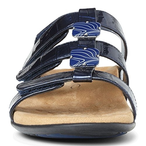 Adjustable Support Sandals Vionic Technology FMT Strap Amber Support Women's 7Pq06q