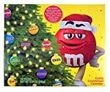 2018 Mars Assorted Candy Christmas Advent Calendar with M&M's, Snickers, Skittles, MilkyWays, Twix and Starburst, 8.64 oz