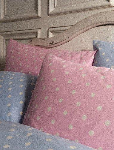 Cath Kidston Large Spot Single Duvet Cover - Pink