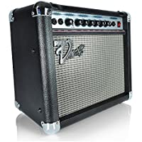 Pyle-Pro PVAMP60 60-Watt Vamp-Series Amplifier With 3-Band EQ, Overdrive, And Digital Delay
