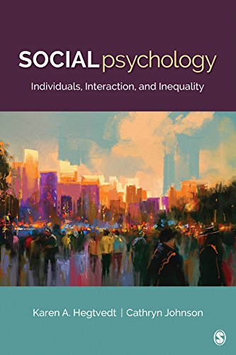 Social Psychology: Individuals, Interaction, and Inequality (Sociology for  a New Century) 1st Edition - Ebook PDF Version