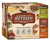 Rachael Ray Nutrish Natural Wet Dog Food, Grain Free, Single Pack of 6 - 8oz Tubs