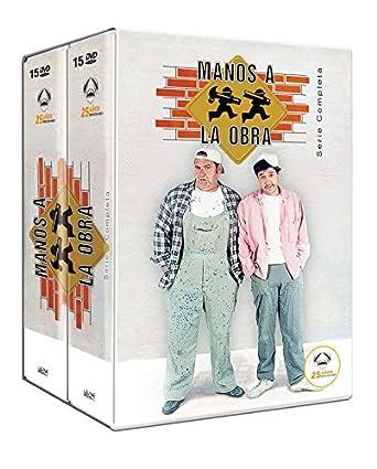 Manos a la obra - Serie Completa (25 años A3) [DVD]: Amazon ...