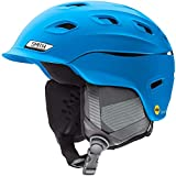 Smith Optics Vantage-MIPS Adult Ski Snowmobile Helmet - Matte Imperial Blue/Medium
