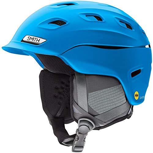 Smith Optics Vantage-MIPS Adult Ski Snowmobile Helmet - Matte Imperial Blue/Large ()