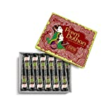 Prem Dulhan Mehendi Cone for Temporary Tattoos and Body Art 12pc in 1 box, All Natural Herbal Ingredients and Chemical Dye Free No PPD, No Side Effects Made from Pure Henna (Pack of 1)