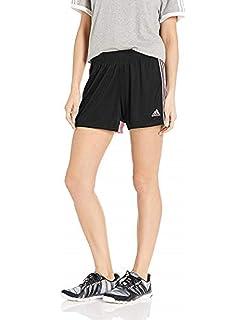 Amazon.com : adidas Women's 3-Stripes Knit Shorts : Clothing