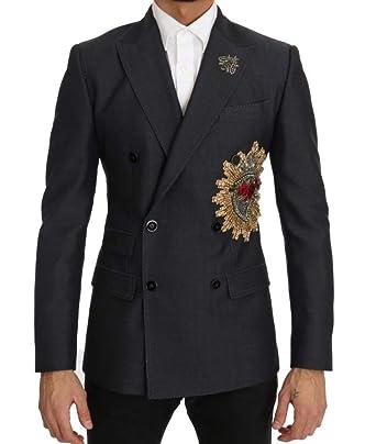 Dolce & Gabbana - Chaqueta de Traje - para Mujer L: Amazon ...