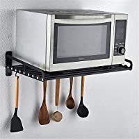 Almacenamiento de cocina Bastidores Escuadra de pared de ...