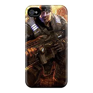 TimeaJoyce Iphone 6plus Excellent Hard Phone Cover Support Personal Customs Realistic Gears Of War Pictures [gqd14855euvl]
