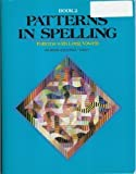 Patterns in Spelling: Patterns With Long Vowels  Book 2