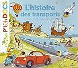 """Afficher """"L'Histoire des transports, de la marche jusqu'à la fusée"""""""