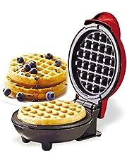 Mini Maquina De Waffles Elétricos 110V