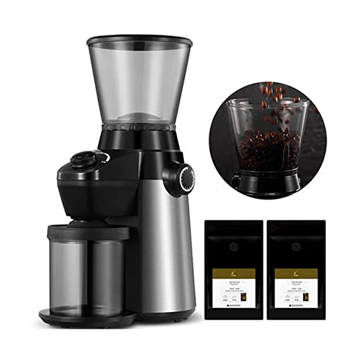 KOKO molinillo automático molinillo de café eléctrico hogar ...