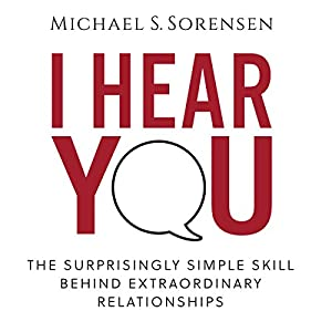 I Hear You Audiobook
