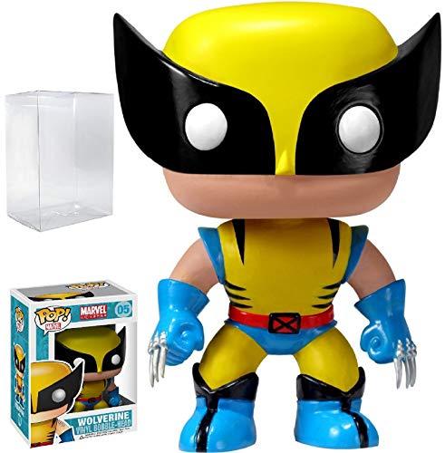 Funko Pop! Marvel: X-Men - Wolverine Vinyl Figure