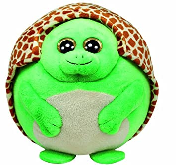 Ty - Peluche bola tortuga, 15 cm (United Labels 38019TY)