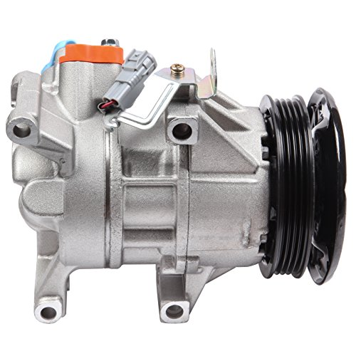 SCITOO Compatible with A/C Compressor w/Cluth CO 11034C fits 2004-2006 2005 Scion xA xB1.5L 2021607R (2006 Scion Xb Ac Compressor)