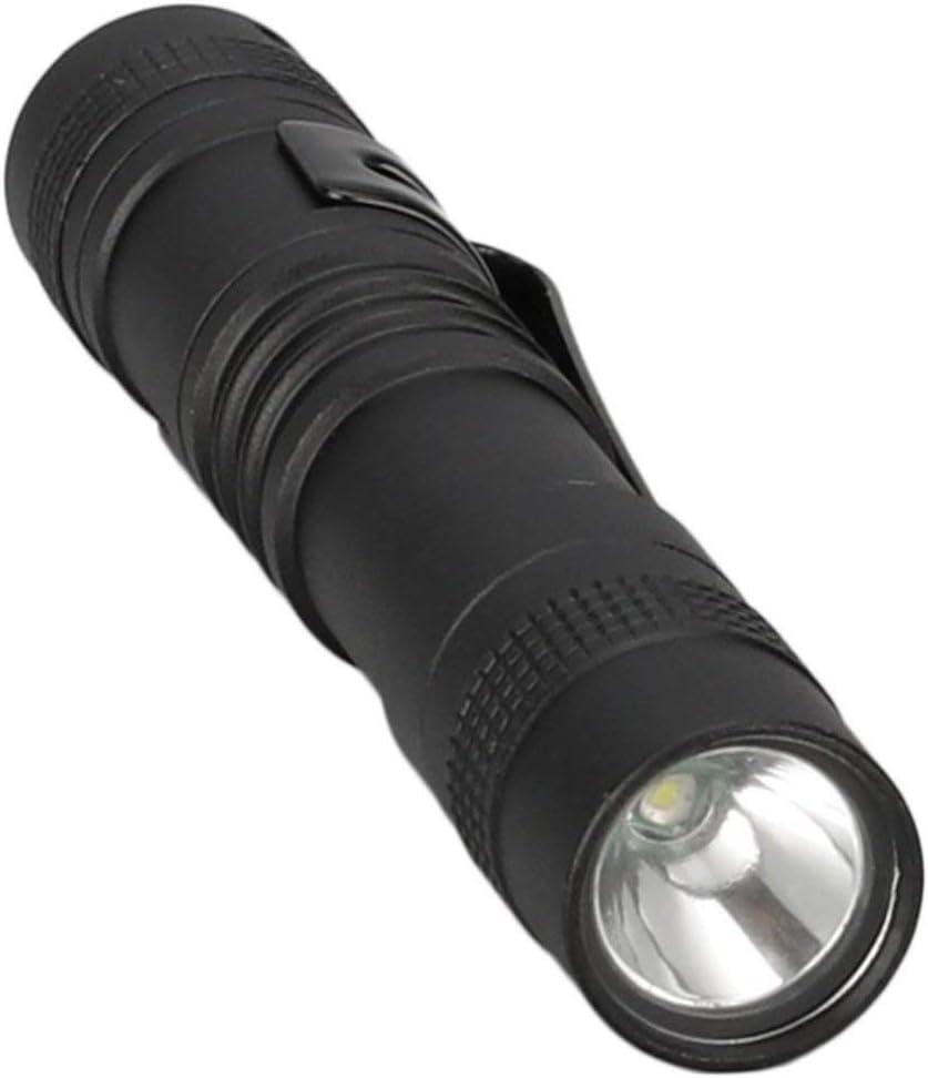 Sairis Portable Mini Penlight Aluminiumlegierung Q5 2000LM LED Taschenlampe estanco linterna AAA bater/ía Leistungsstarke LED para la caza